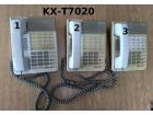 Panasonic sistemski telefoni KX-T7020