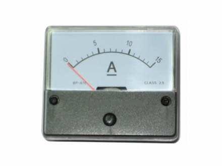 Panelmetar 15ADC PM-15ADC