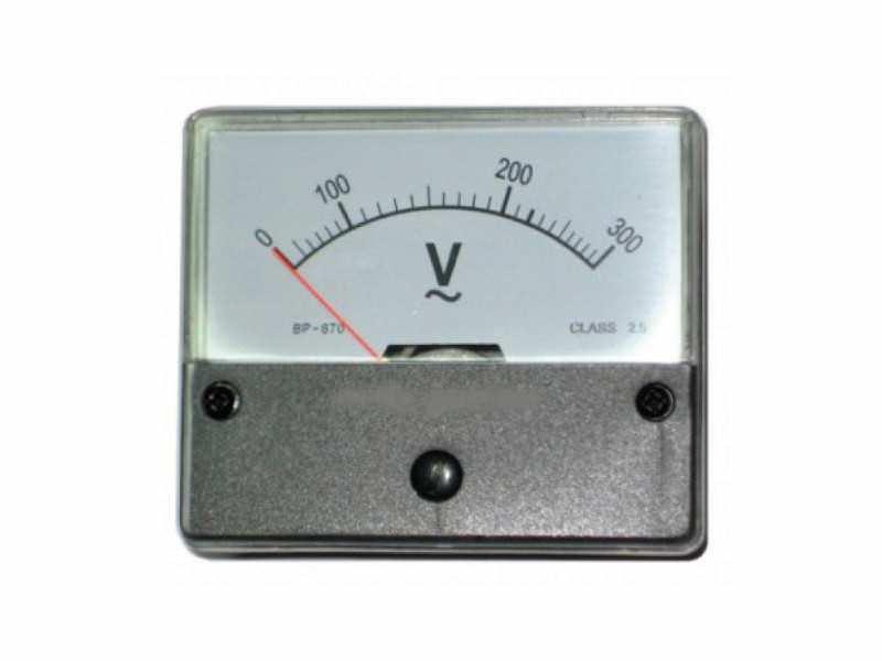 Panelmetar 300VAC PM-300VAC