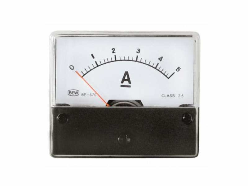 Panelmetar 5ADC PM-5ADC