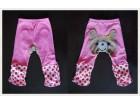 Pantalonice MEDA roze - NOVO