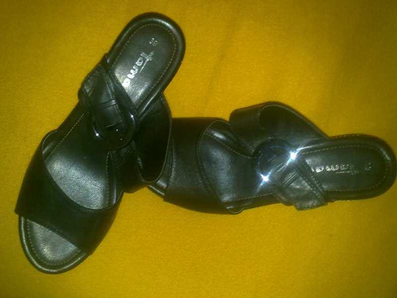 Papuče kožne