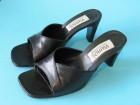 Papuče-sandale VUMO crne br.36
