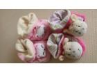 Papučice za bebe devojčice