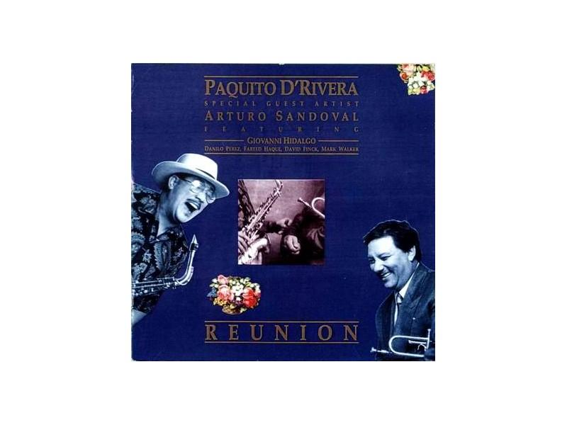 Paquito D`Rivera, Arturo Sandoval - Reunion