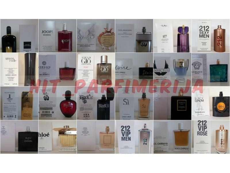 Parfemi Testeri TOP Ponuda