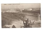 Pariz,panorama Seine,cb razglednica 1915