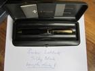 Parker Latitude Silky Black - luksuzna hemijska olovka