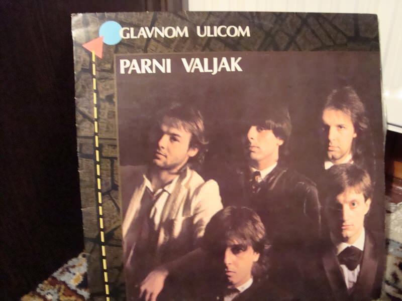 Parni Valjak - Glavnom Ulicom