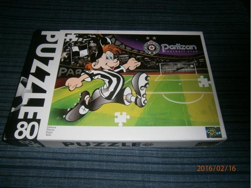 Partizan puzzle