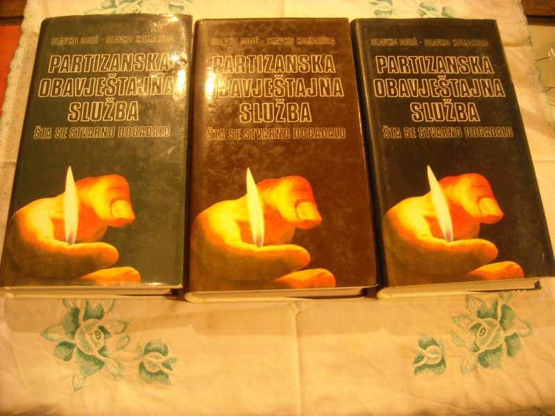 Partizanska obavještajna služba 1-3