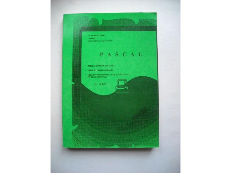 Pascal 2.deo,Vidojko Ćirić