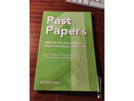 Past papers Rcog press