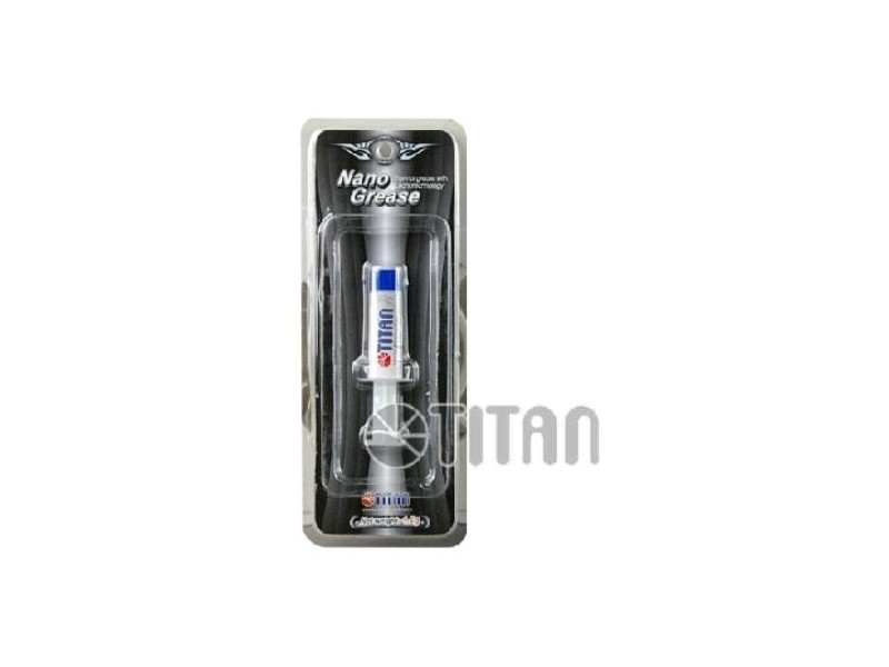 Pasta CPU Titan Nano Grease TTG-G30015 1,5 gram