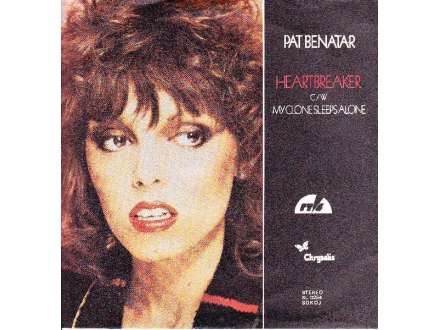 Pat Benatar - Heartbreaker