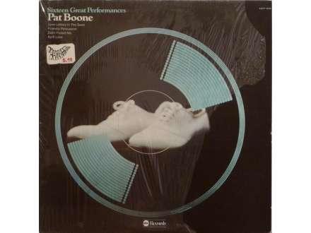 Pat Boone - 16 Great Performances