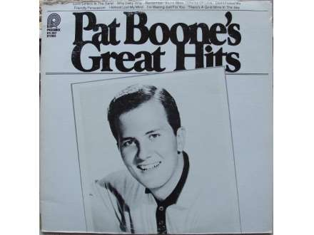 Pat Boone - Great Hits