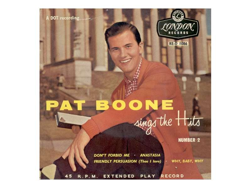Pat Boone - Sings The Hits Number 2