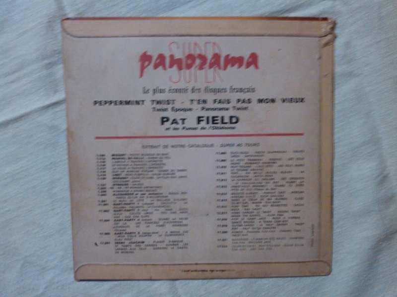 Pat Field Et Les Pumas De L`Oklahoma, James Award - Leçon De Twist