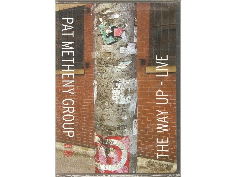 Pat Metheny Group - The Way Up - Live