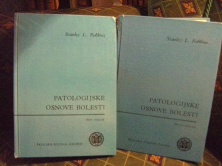 Patologijske osnove bolesti I i II  Stenli Robbins