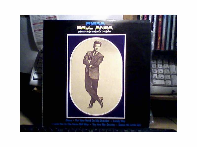 Paul Anka - Diana - Paul Anka Pjeva Svoje Najveće Uspjehe
