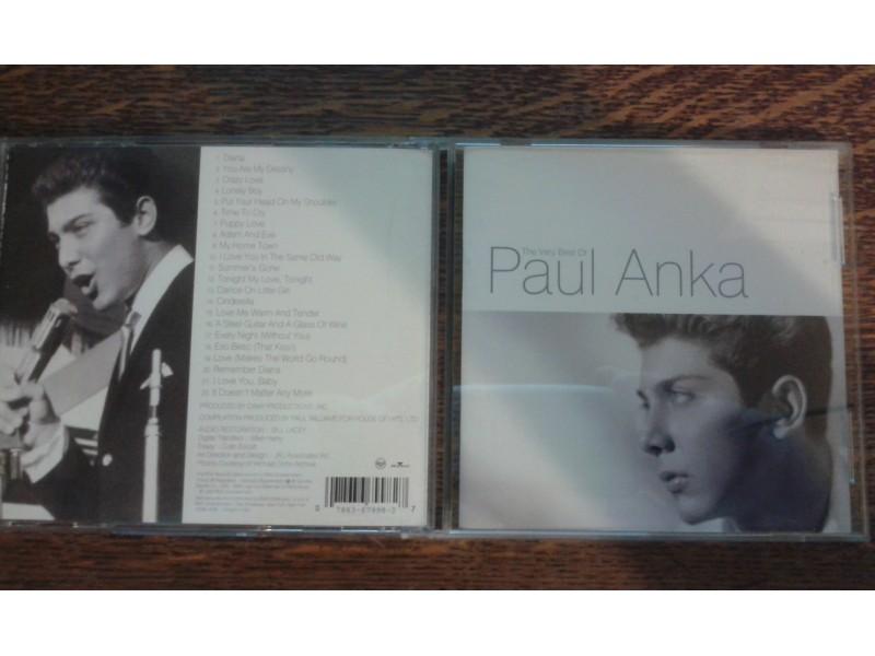 Paul Anka - The Very Best Of  Paul Anka