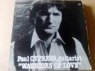 Paul Cypress - Warriors Of Love, mint