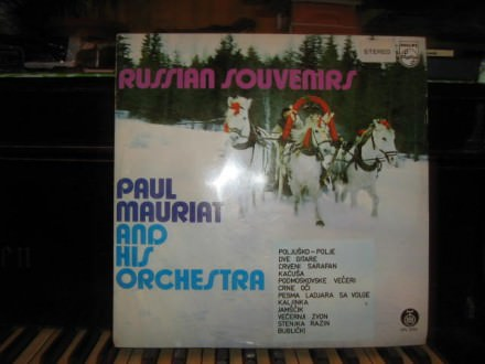Paul Mauriat And His Orchestra - Russian Souvenirs