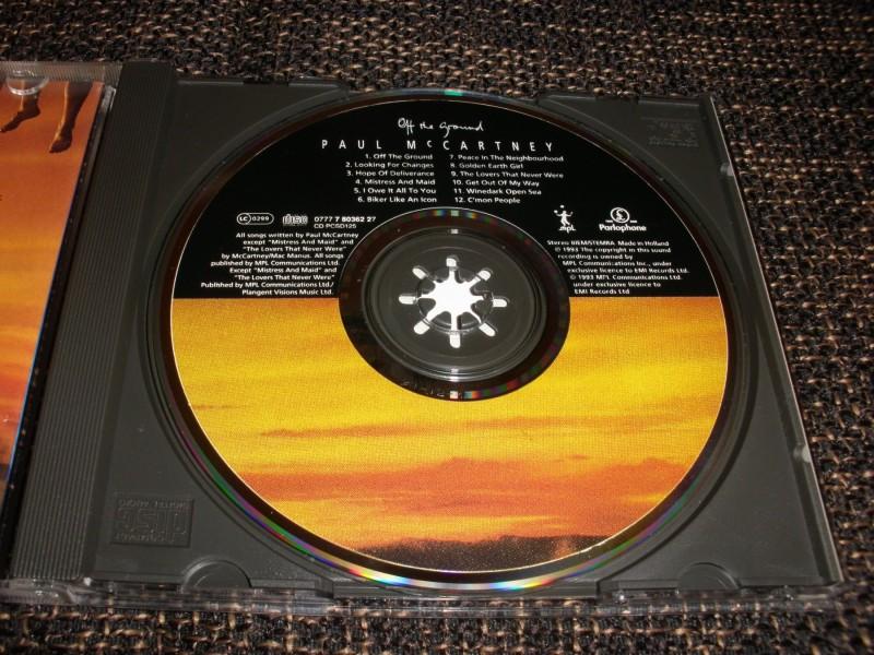 Paul McCartney – Off The Ground