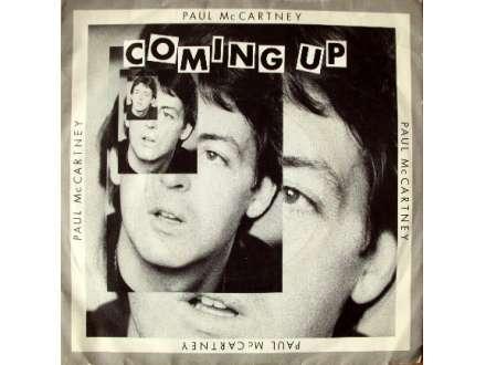 Paul McCartney - Coming Up
