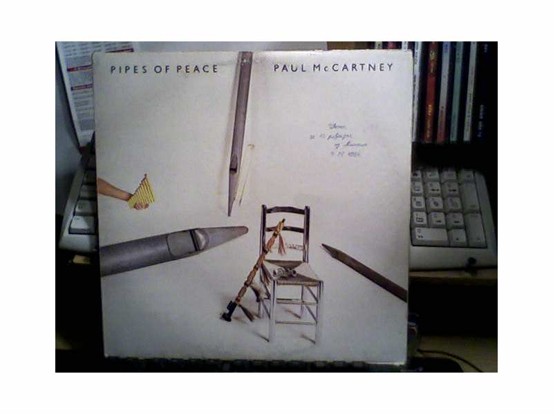 Paul McCartney - Pipes Of Peace