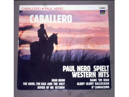 Paul Nero - Caballero