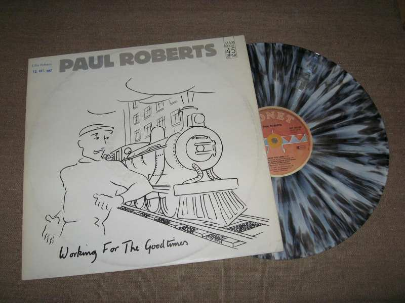 Paul Roberts (4) - Working For The Goodtimes