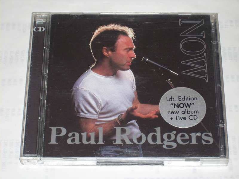 Paul Rodgers - Now & Live (The Loreley Tapes...)