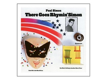 Paul Simon - There Goes Rhymin` Simon