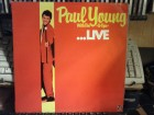 Paul Young - Paul Young With the Q-Tips... Live