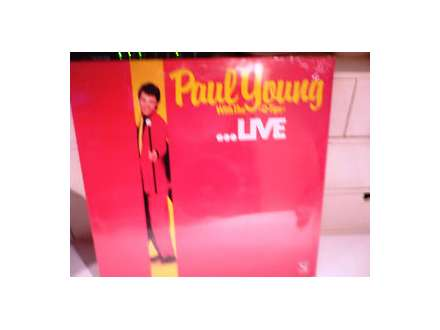 Paul Young, Q Tips, The - Paul Young With The Q-Tips ...Live