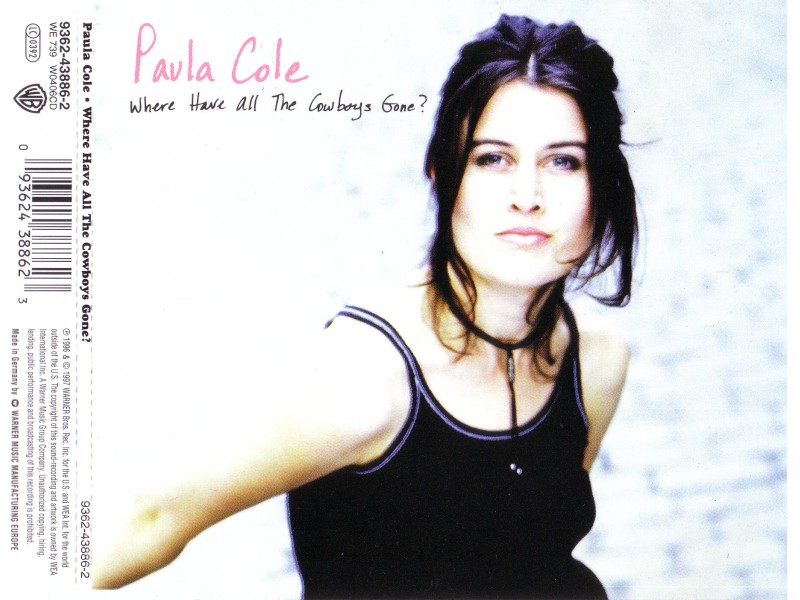 Paula Cole - Where Have All The Cowboys Gone?