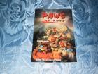 Paws of Fury - SNES - uputstvo