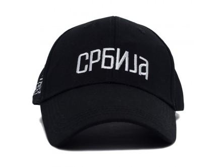 Peak crni kačket SRBIJA - As Sport
