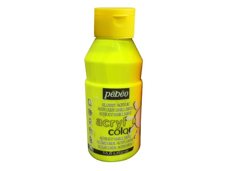 Pebeo Acryl color Fluo 3741