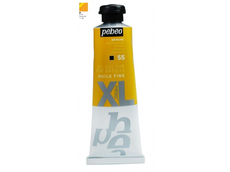 Pebeo oil colour Studio XL 937 metalic, 1komad