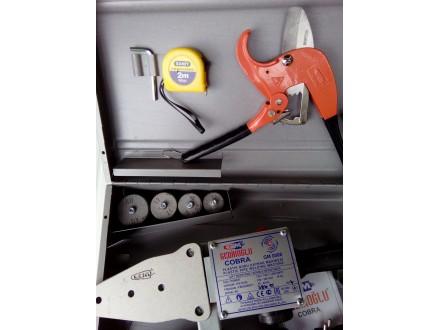 Pegla za zavarivanje PVC cevi - 1500w