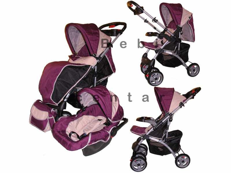 Pegolini kolica za decu Space Plus sa auto sedištem