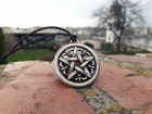 Pentagram simbol ogrlica,Petokraka zvezda