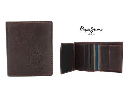 Pepe Jeans relief kožni novčanik 7311152