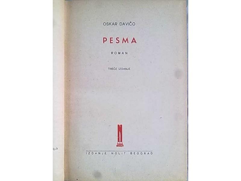 Pesma-Oskar Davico