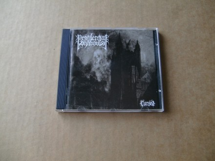 Pestilential Shadows - Cursed, original CD
