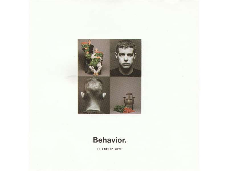 Pet Shop Boys - Behavior